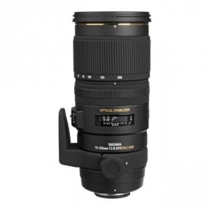 Obiectiv Sigma 70 - 200 mm