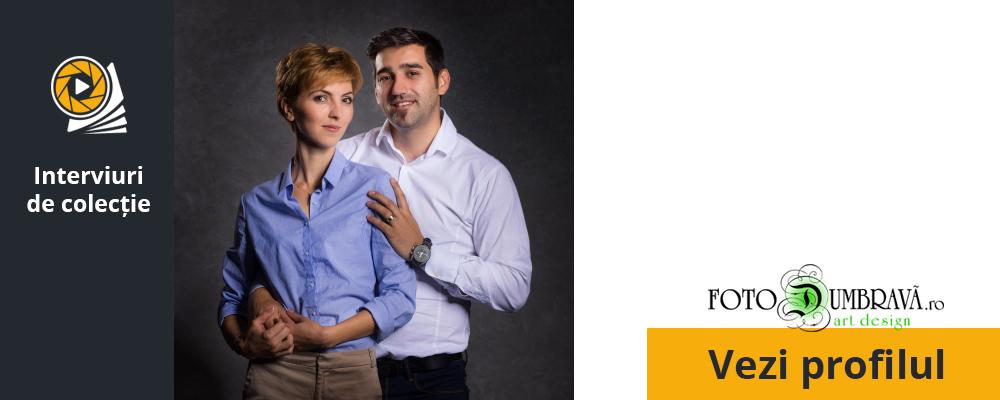 Ana si Daniel Dumbrava - Interviuri de colectie