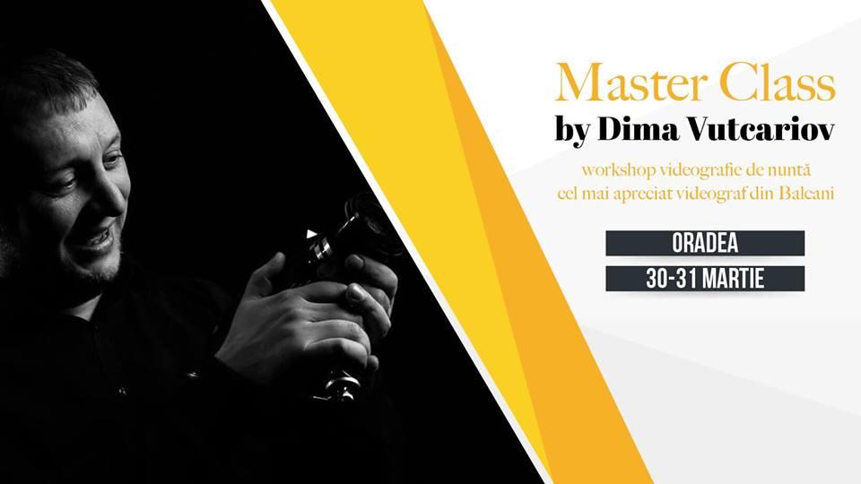 Master Class - Dima Vutcariov - Oradea