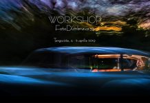 Workshop Fotografie - FotoDumbrava 4-5 Aprilie