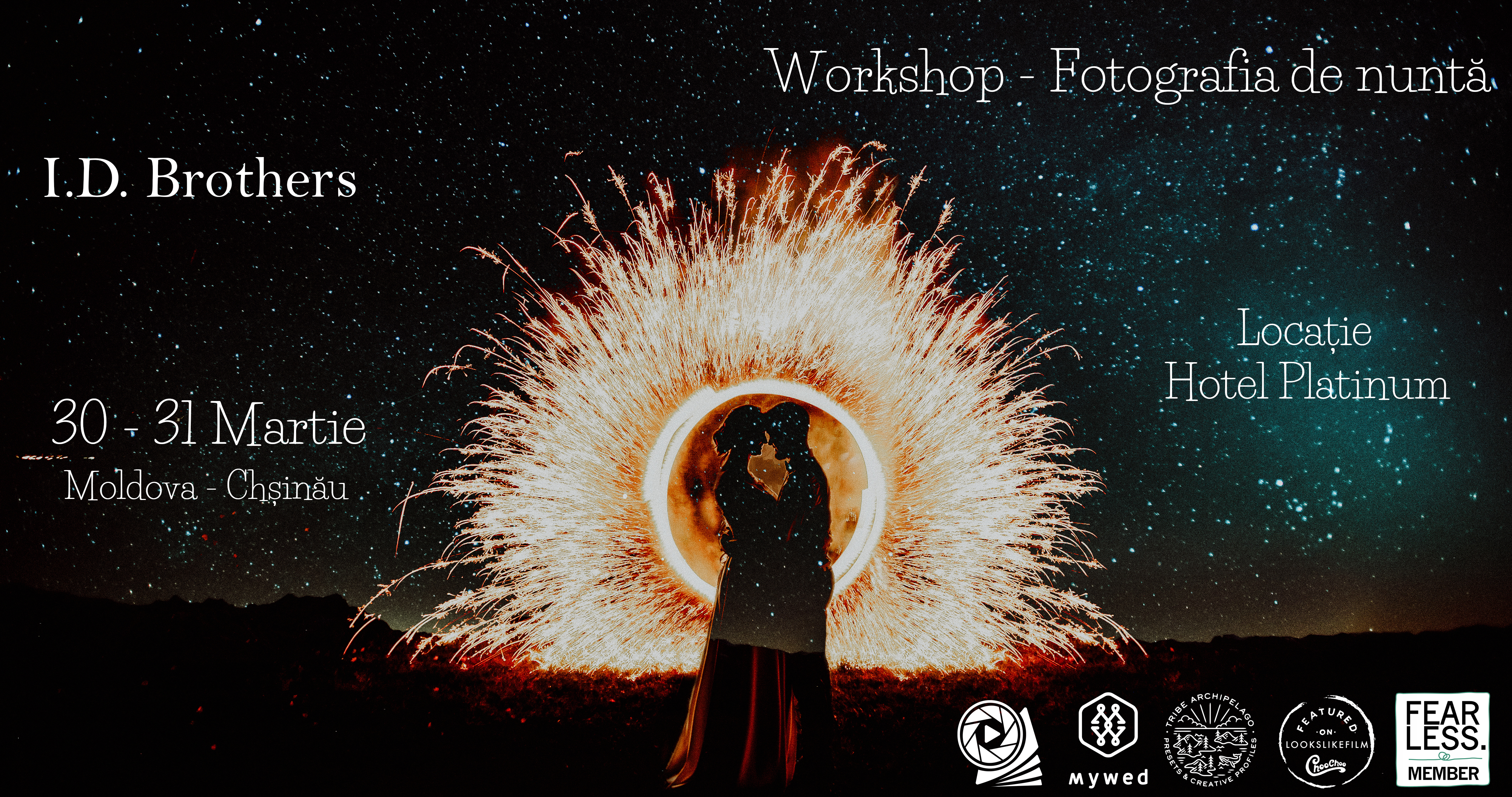 Workshop Fotografie de nunta - IDBrothers