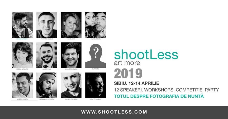 shootLess 2019 - Sibiu