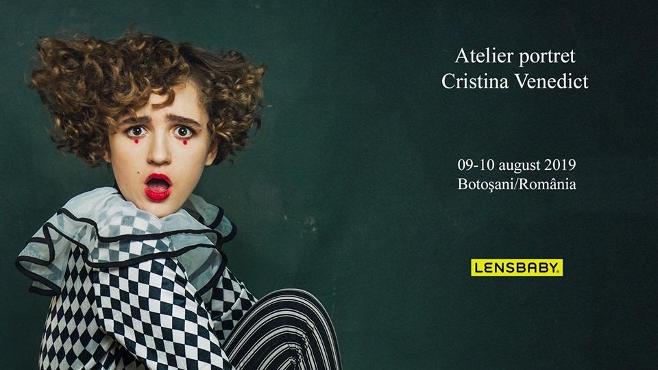 Workshop Fotografie Portret: Cristina Venedict