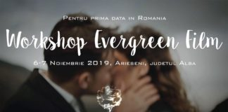 Workshop Videografie - Evergreen Film - 6-7 Noiembrie, Arieseni, jud Alba