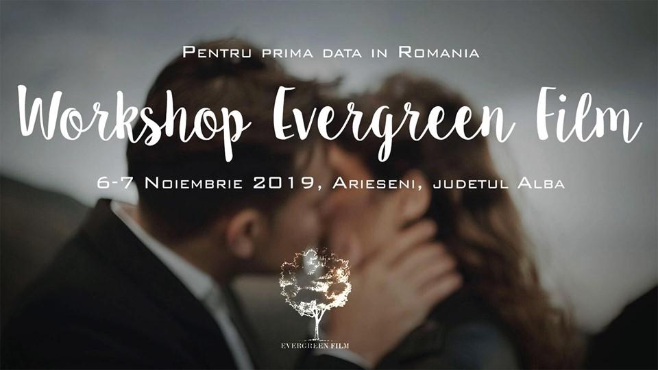 Workshop Videografie - Evergreen Film - 6-7 Noiembrie, Arieseni, jud Alba